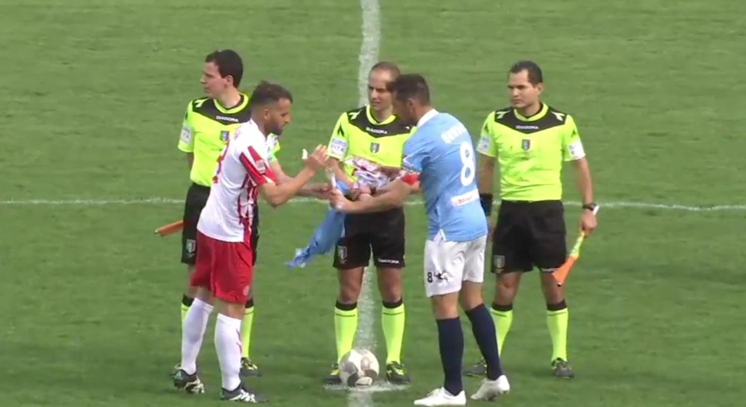 Südtirol-Maceratese 1-0, Rata spuntata e punita da un gran gol di Furlan