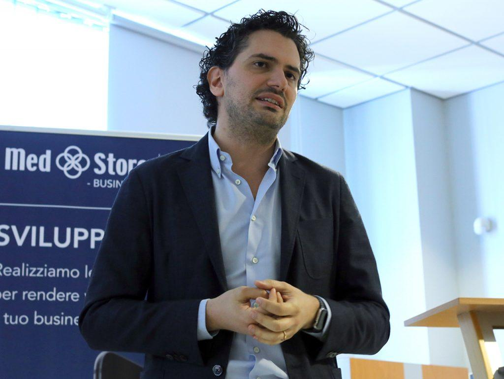 Stefano Paracoli_ceo med innovations