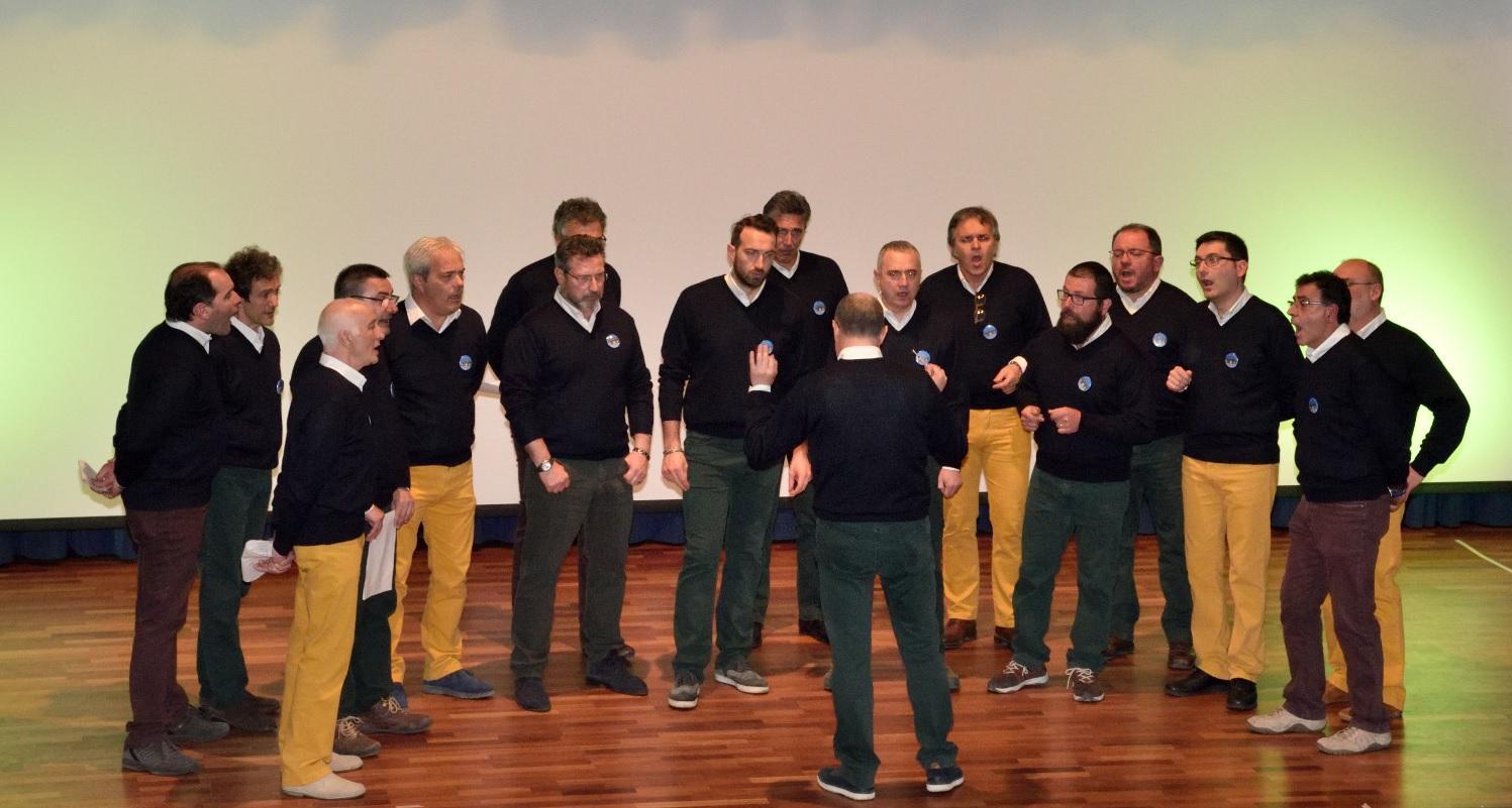 Corale Cantando in Veneto, concerto a Dolo per i terremotati