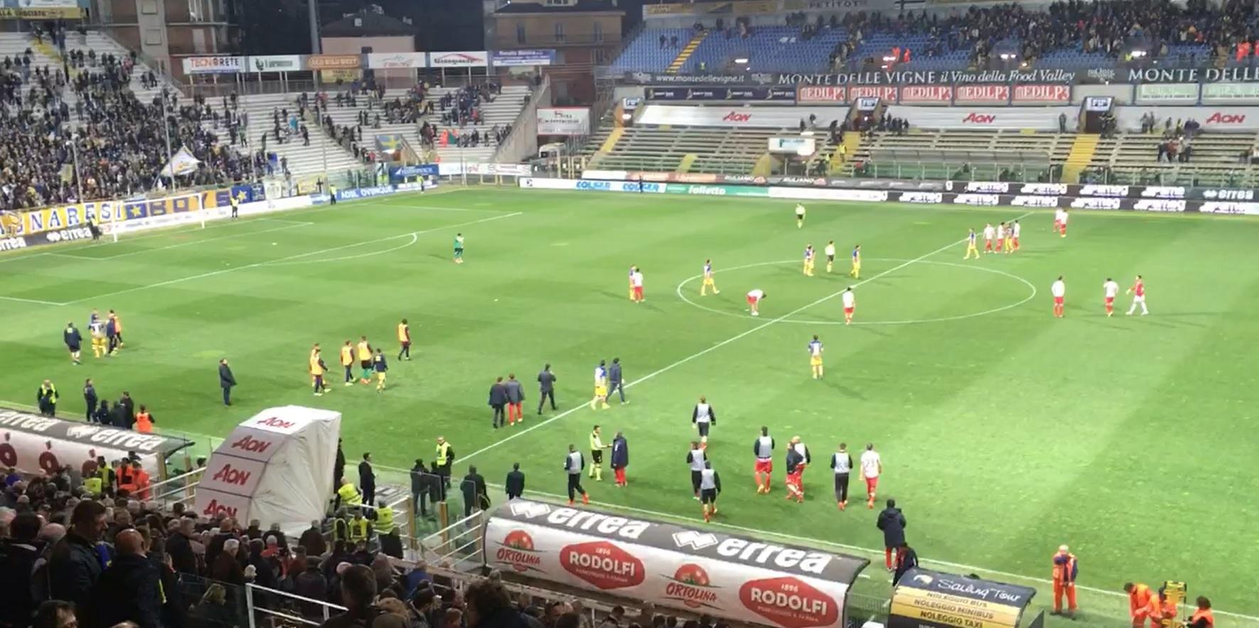 """Maceratese, Giunti: """"Parma non è da Lega Pro, ma dovevamo osare di più"""""""