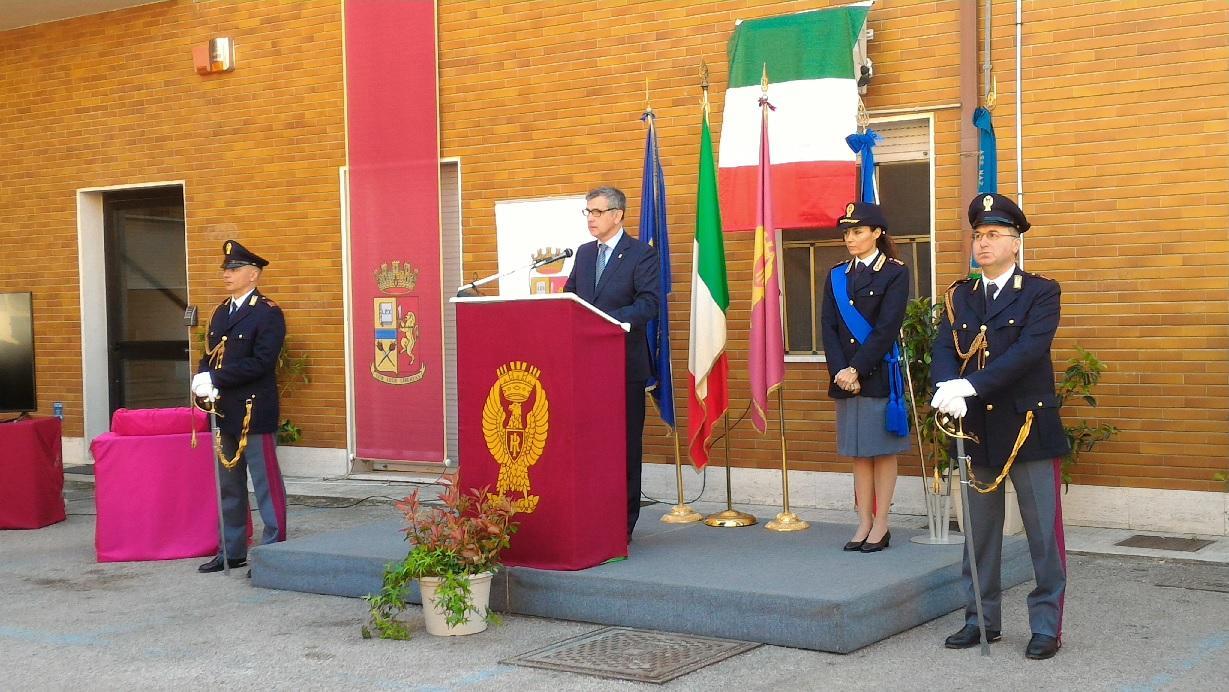 Polizia di Stato, celebrato a Macerata il 165° anniversario della fondazione