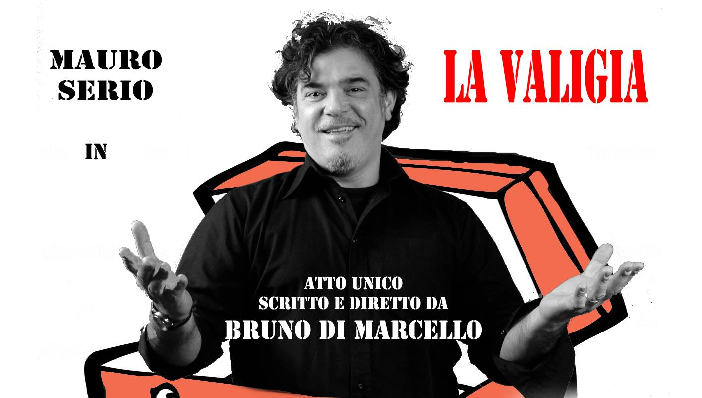 "Montefano, al Teatro La Rondinella ""La valigia"" con Mauro Serio"