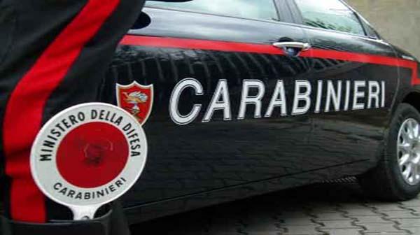 Carabinieri, inseguimento nelle strade di Villa Potenza