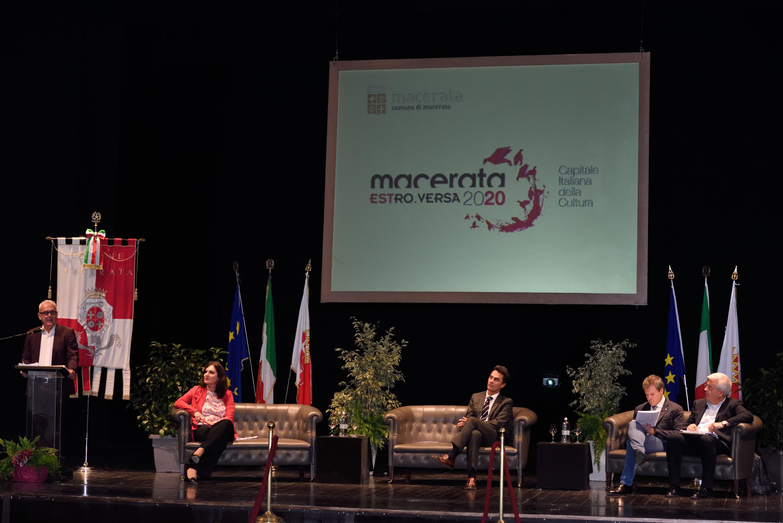 Dante Ferretti lancia Macerata a Capitale italiana della Cultura 2020