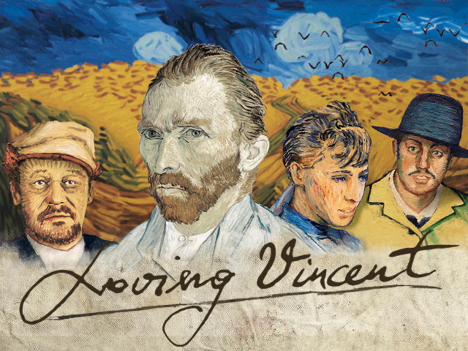 Loving Vincent, il film su Van Gogh al cinema Cecchetti
