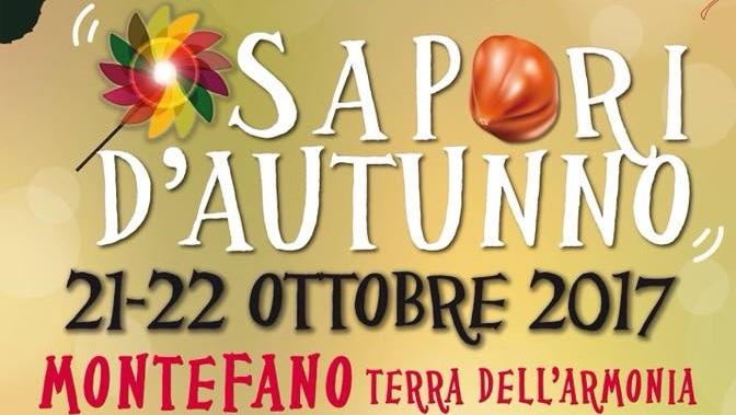 A Montefano sabato e domenica la festa dei Sapori d'Autunno