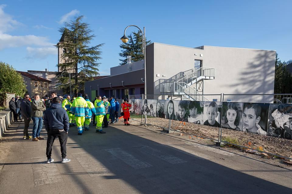 A Pieve Torina inaugurata nuova scuola ecosostenibile e sicura