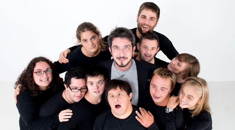 Gli attori Cesare Bocci e Paolo Ruffini a Unimc for Inclusion