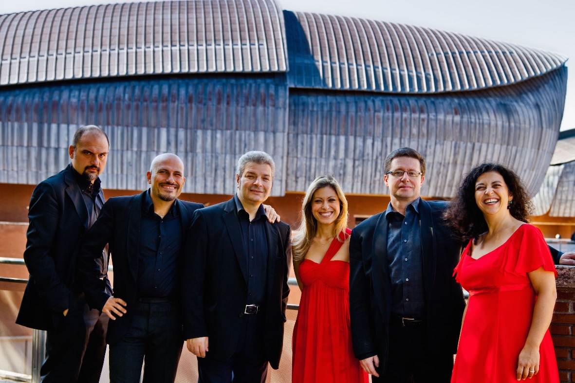 Macerata, il Sestetto Stradivari al Teatro Lauro Rossi