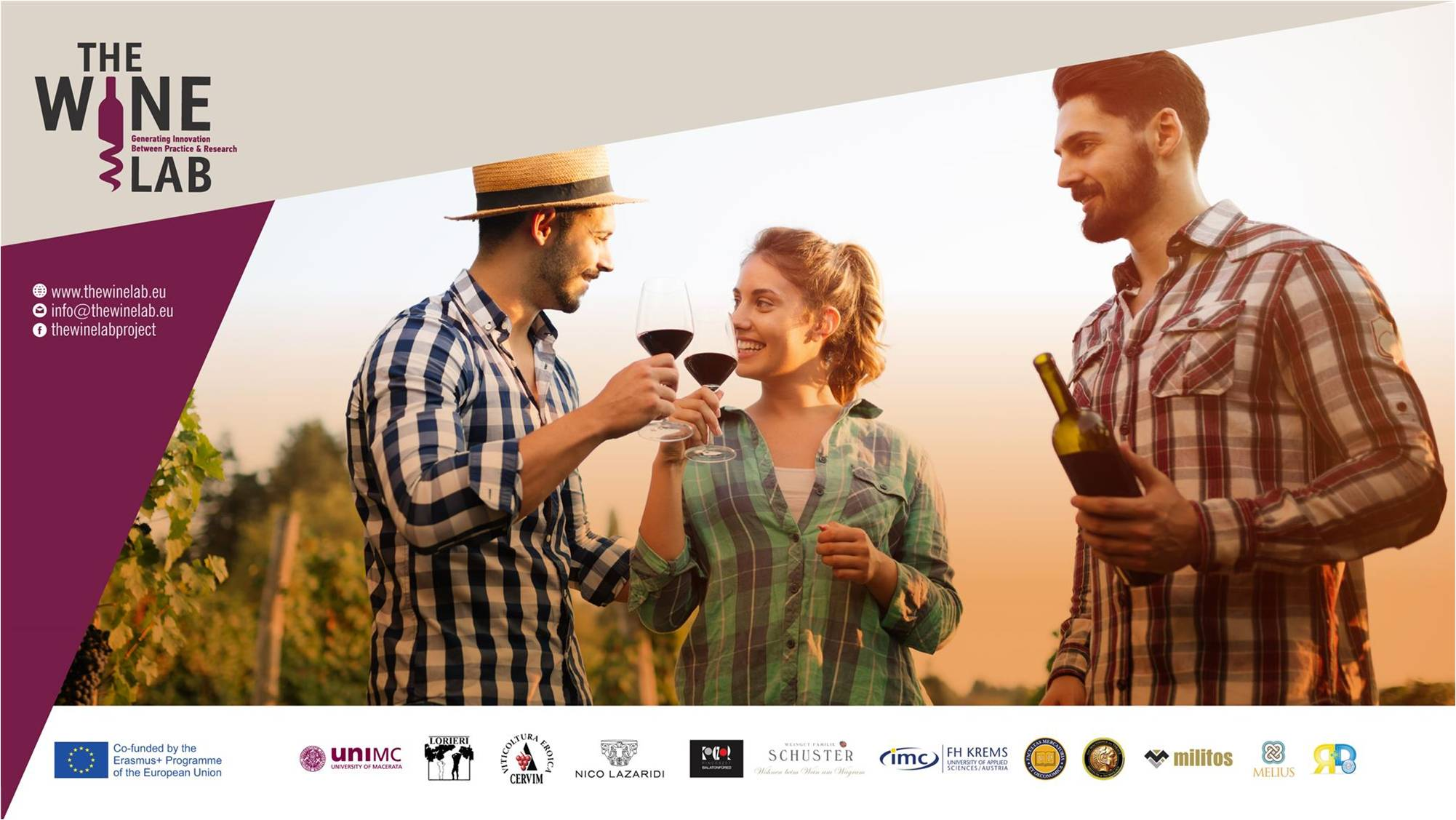 Unimc, a Tipicità maratona di idee sul vino delle Marche