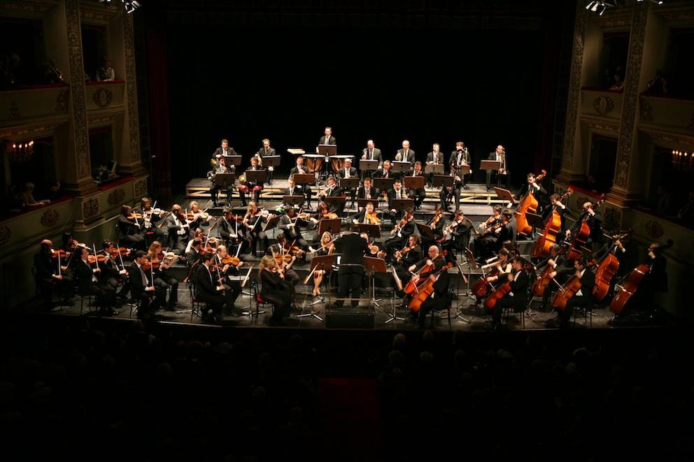 L'Orchestra Filarmonica Marchigiana al Teatro Lauro Rossi