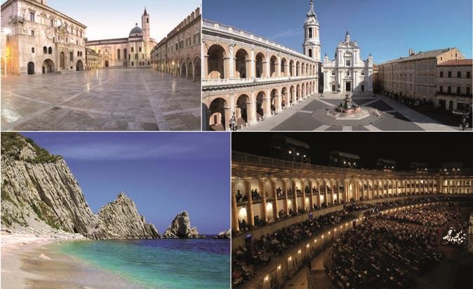 Regione Marche, parte la promozione turistica per il 2018