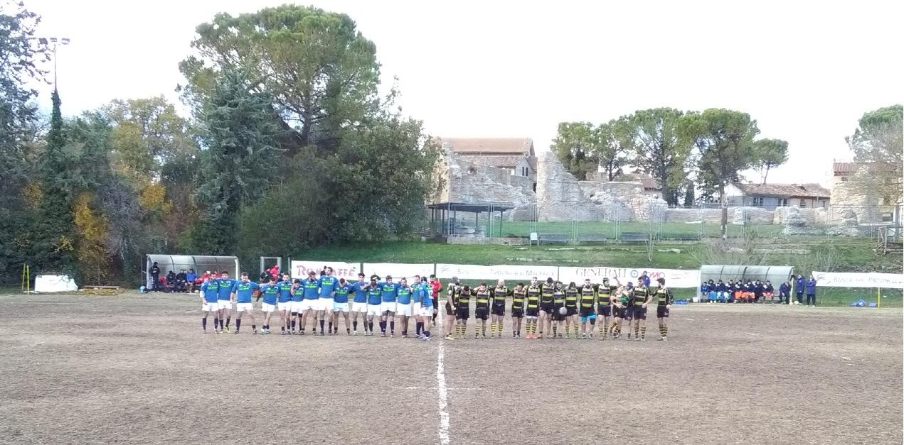 Rugby C1, Macerata si gioca la qualificazione ai play off