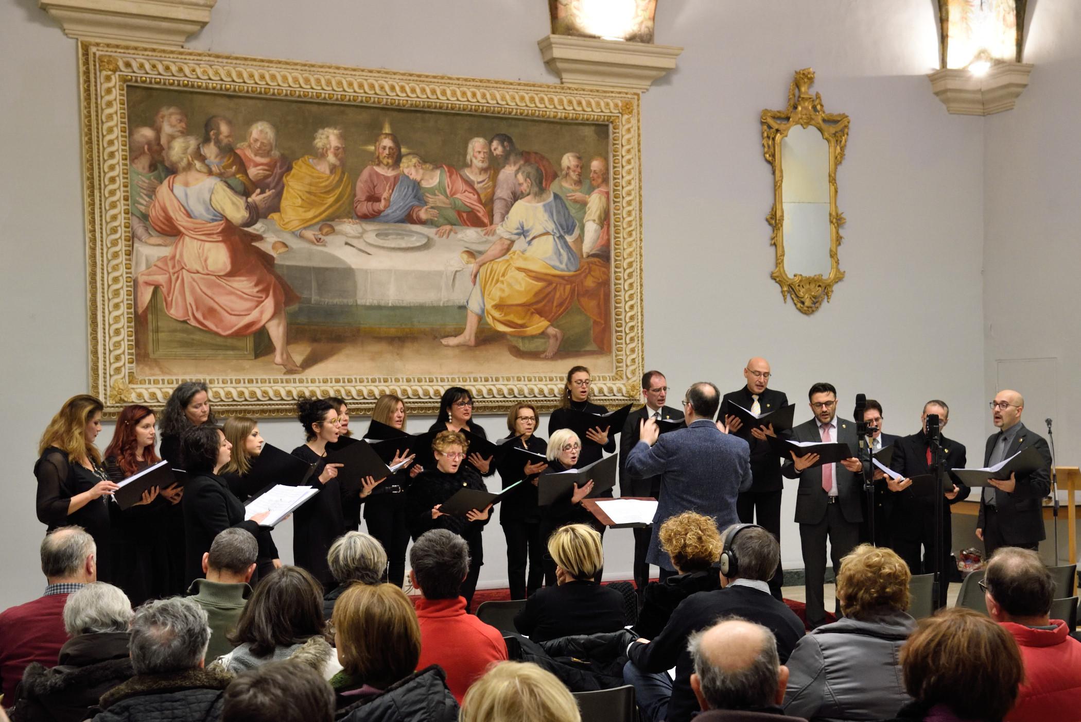 A Loreto il tradizionale concerto del coro Vox Phoenicis