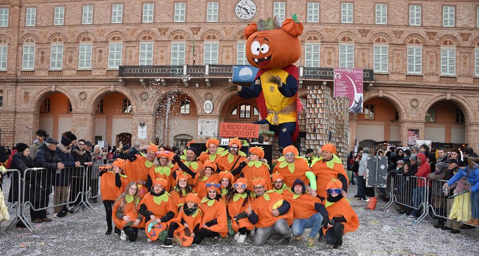 La festa di Carnevale martedì a Civitanova Alta