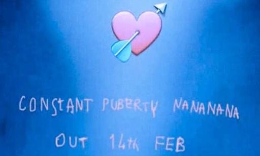 Constant Puberty, il primo album della band Na Na Na Na