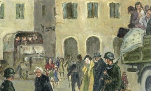 """Unimc, mostra """"16 ottobre 1943. La razzia degli ebrei di Roma"""""""
