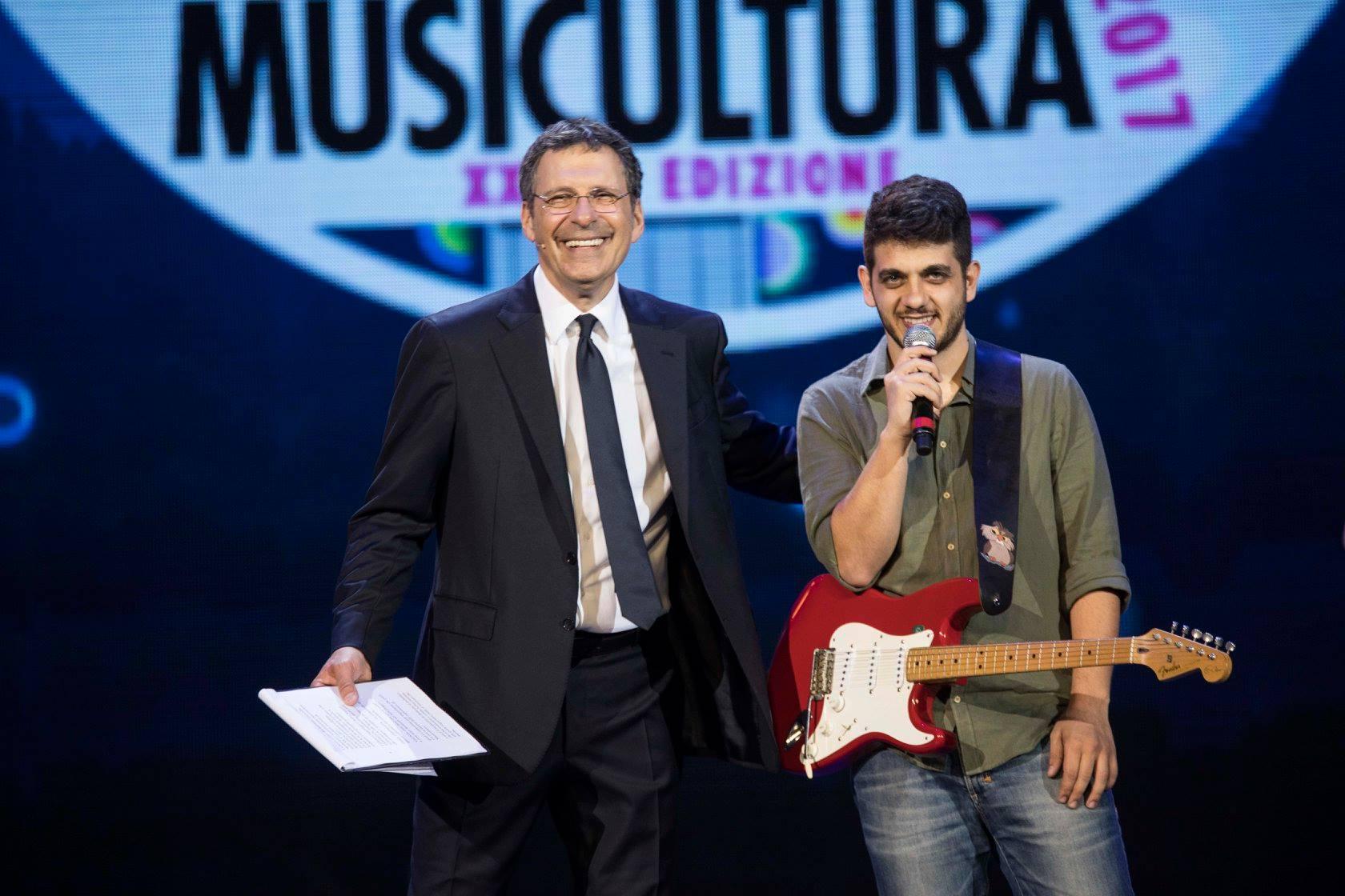 Fabrizio Frizzi e Macerata, le parole del sindaco e di Musicultura
