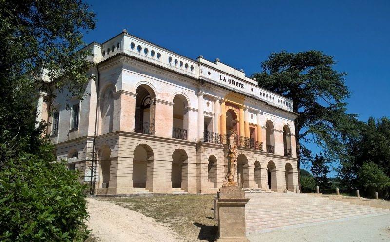 """Treia, progetto per illuminare la bellezza di Villa """"La Quiete"""""""