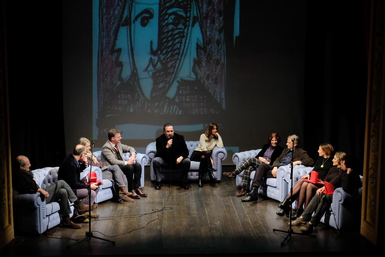 Premio Ghergo a Montefano, inaugurata la mostra dei vincitori