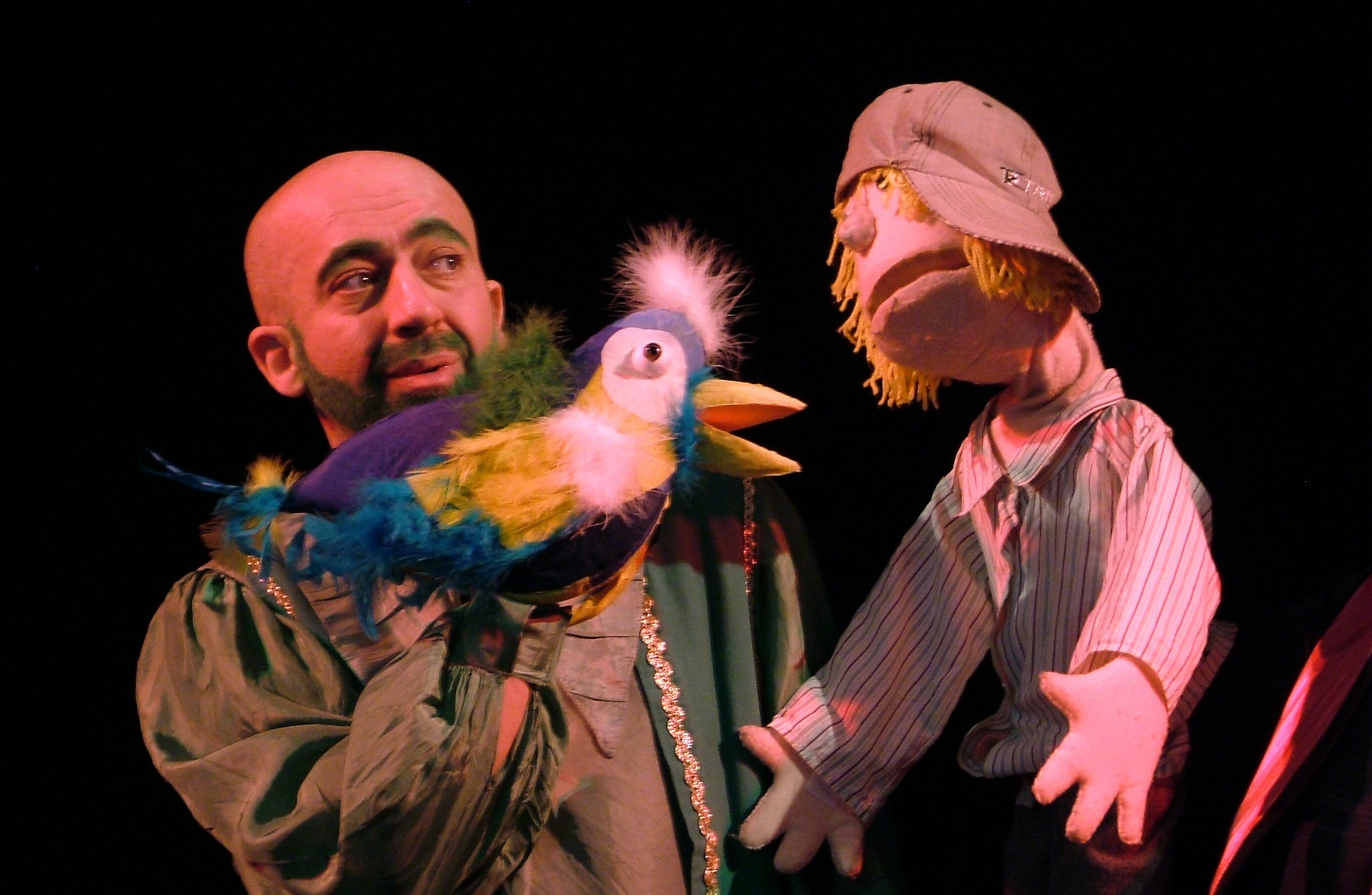 L'elfo Verdino al Teatro Annibal Caro di Civitanova Alta