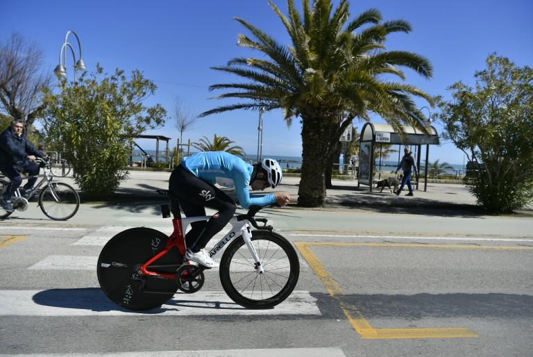 Tirreno-Adriatico al polacco Kwiatkowski, Dennis vince la crono