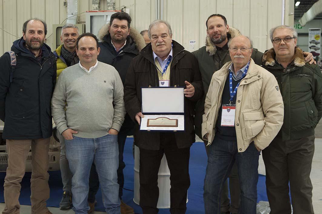 Premio Asi Manovella d'Oro al CAEM Lodovico Scarfiotti