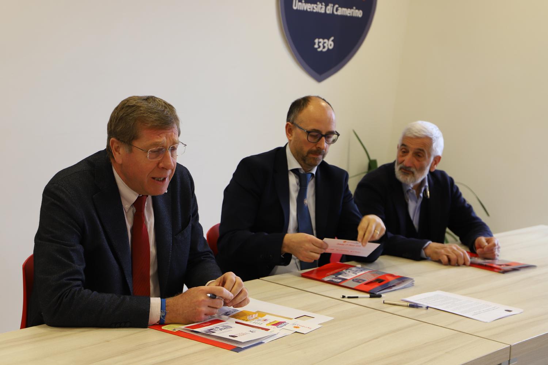 Accordo di collaborazione tra Unicam, Synbiotec e Santo Stefano
