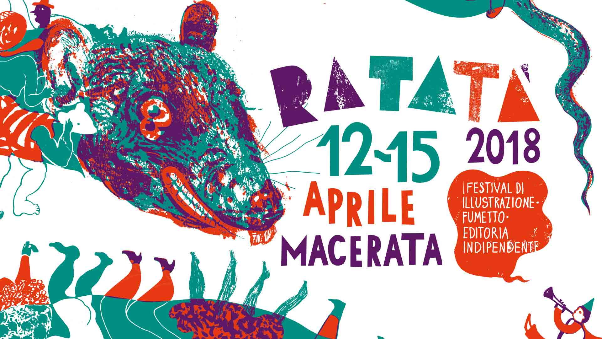 Macerata, eventi e mostre del Ratatà Festival