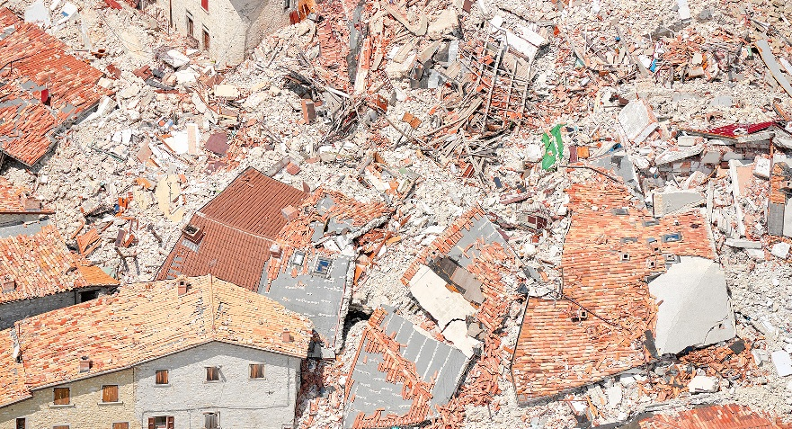 Terre in movimento, il paesaggio marchigiano dopo il sisma