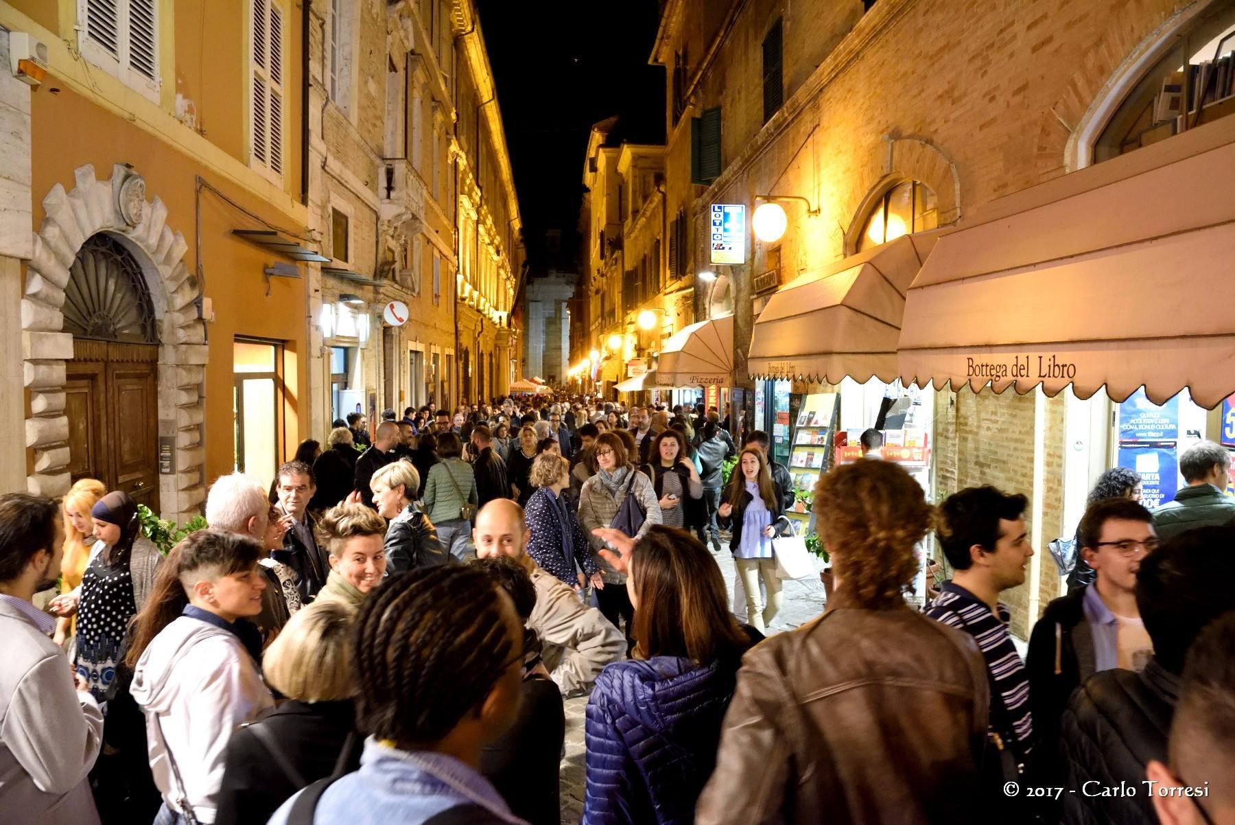 Festa dell'Europa a Macerata, patrimonio culturale e vini bio