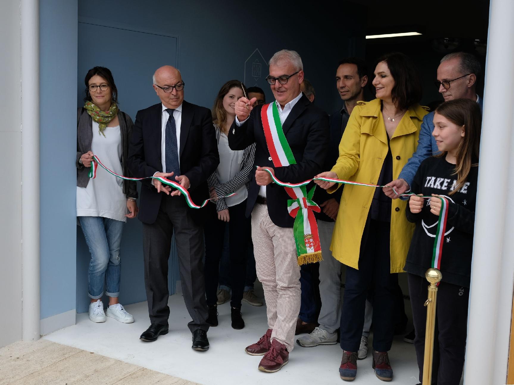 Macerata, riaperta la galleria pedonale per il centro storico