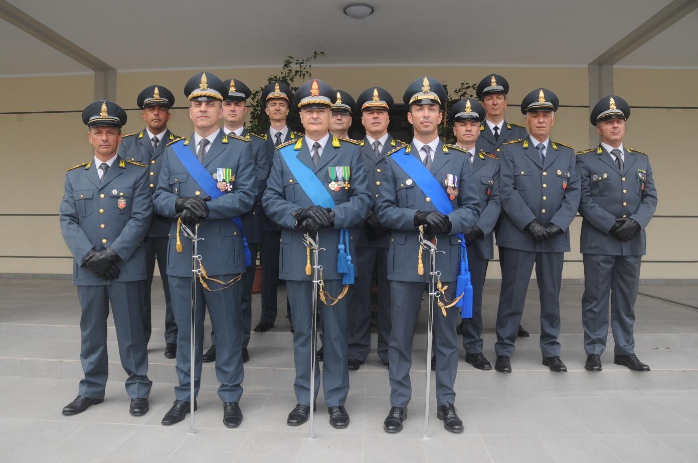 Macerata, celebrato l'anniversario della Guardia di Finanza