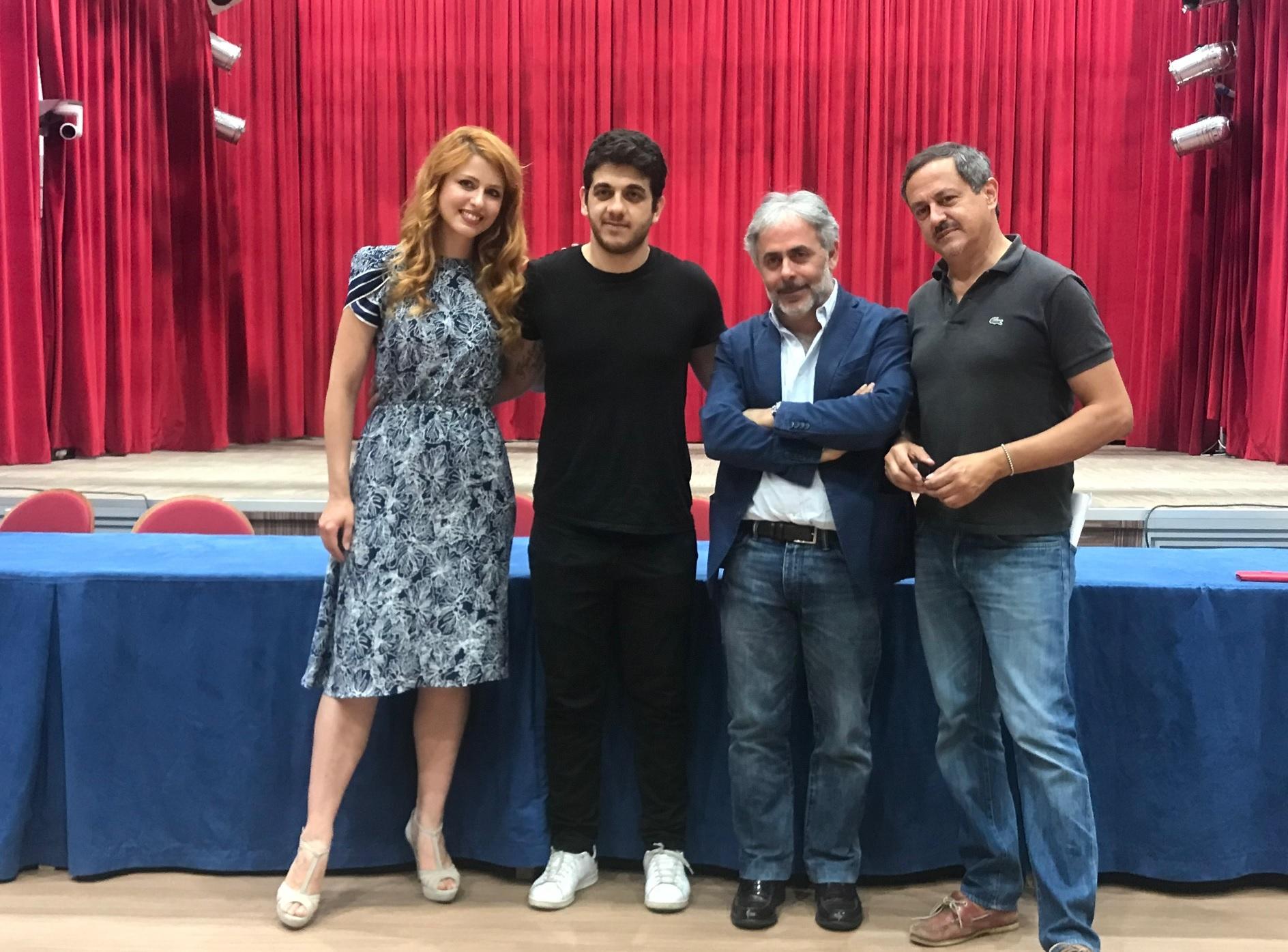 Tre presentatori Rai per le serate di Musicultura Festival