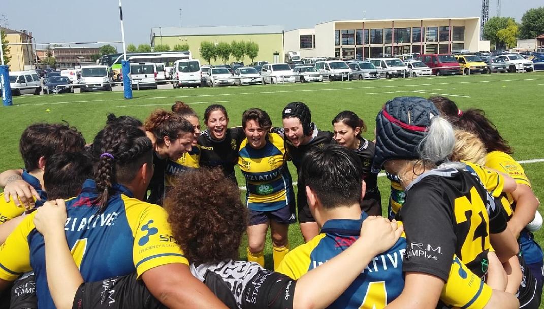 Macerata Rugby, festa di fine stagione a Villa Potenza