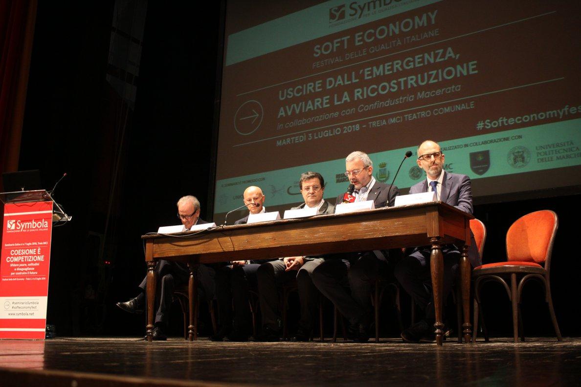 A Treia il Festival della Soft Economy e il Seminario di Symbola