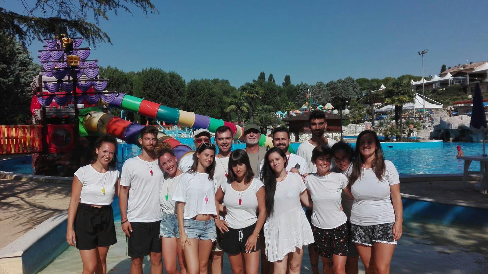 """Corridonia, a Villa Fermani festa finale """"Summer camp"""""""