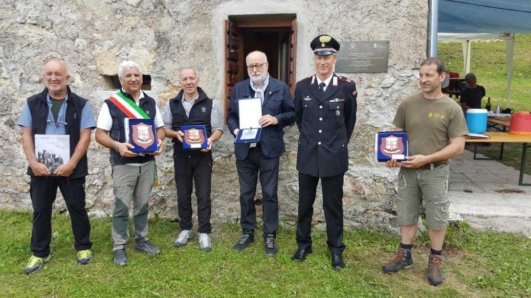 In Trentino commemorati i caduti della Brigata Macerata