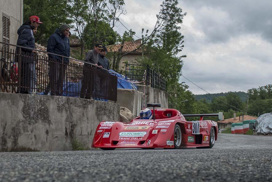 Sarnano, si accendono i motori del Trofeo Scarfiotti