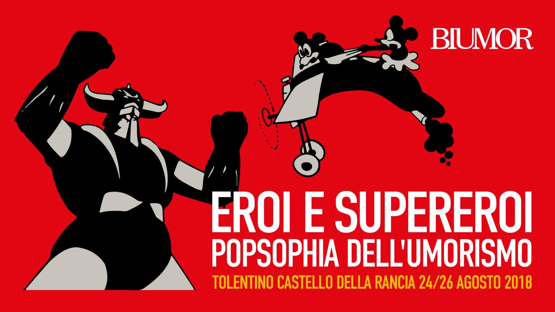 Tolentino, il Festival dell'Umorismo al Castello della Rancia
