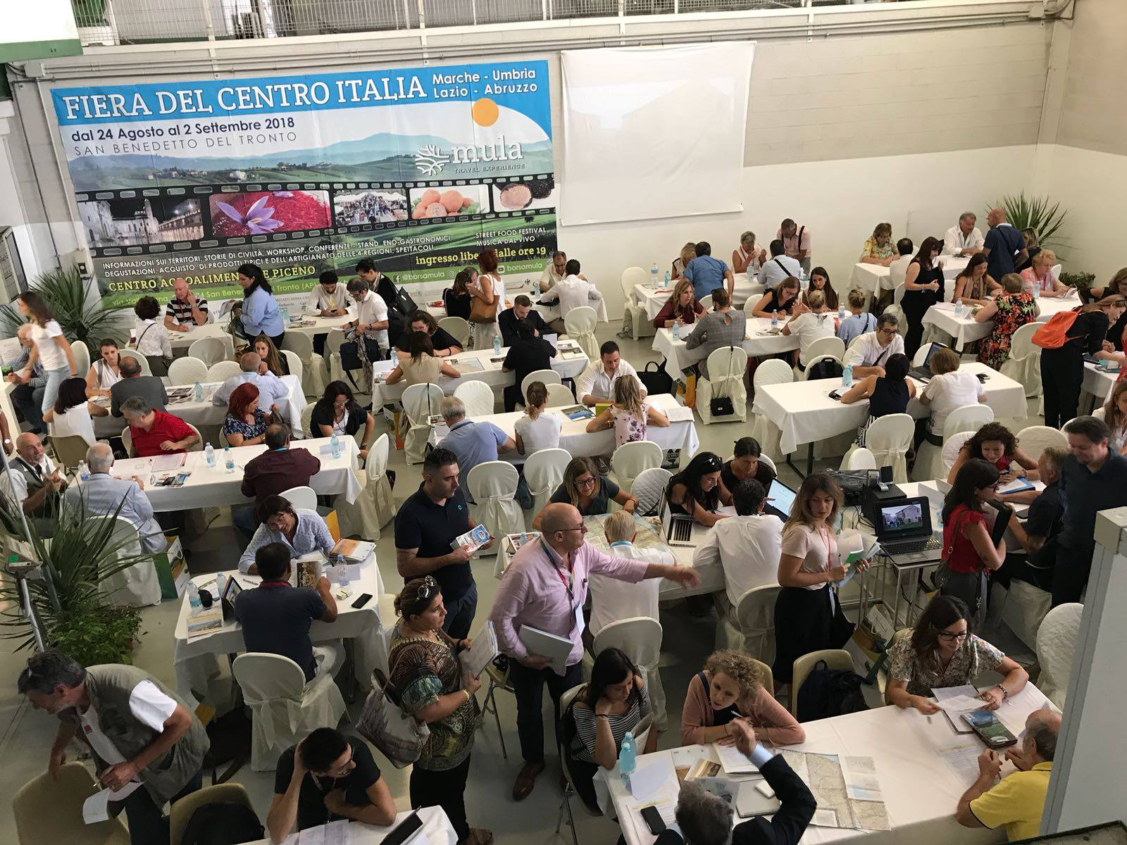 Macerata e la Marca Maceratese alla Borsa del Turismo MULA