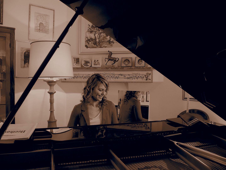 Montecosaro, concerto per pianoforte di Ottavia Maria Maceratini
