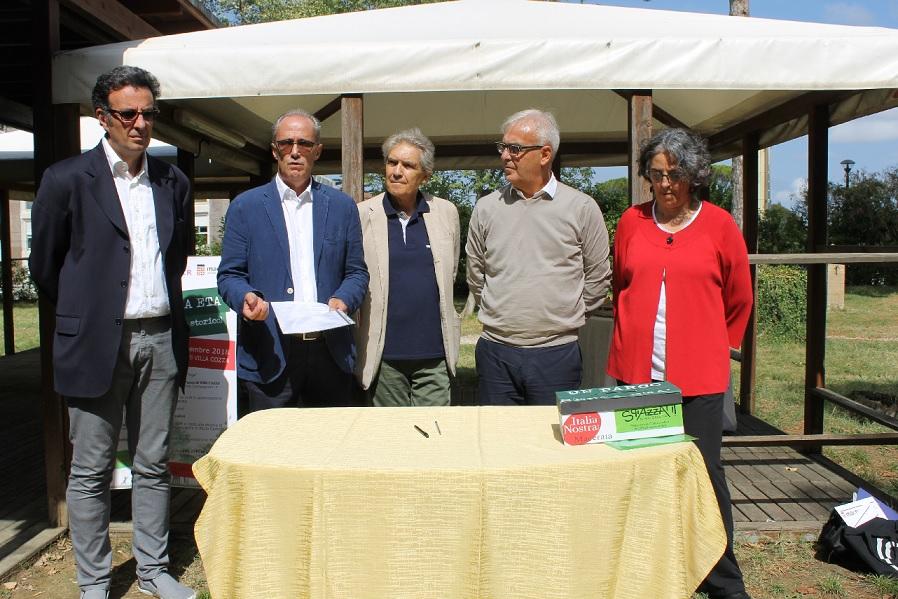 Macerata, intesa per la tutela del parco urbano di Villa Cozza