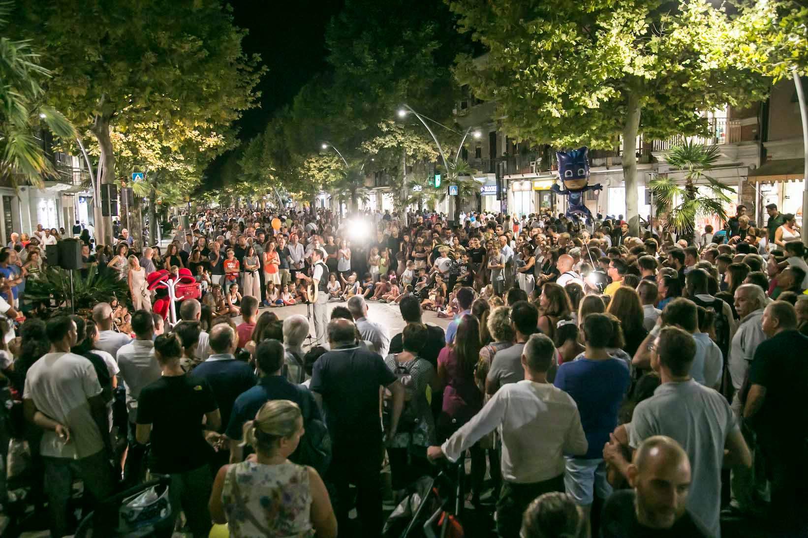 Civitanova Marche, 81 spettacoli per il gran finale di VITAVITA