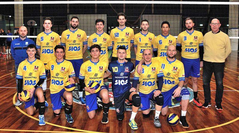 San Severino Volley, festa nel segno dello sport