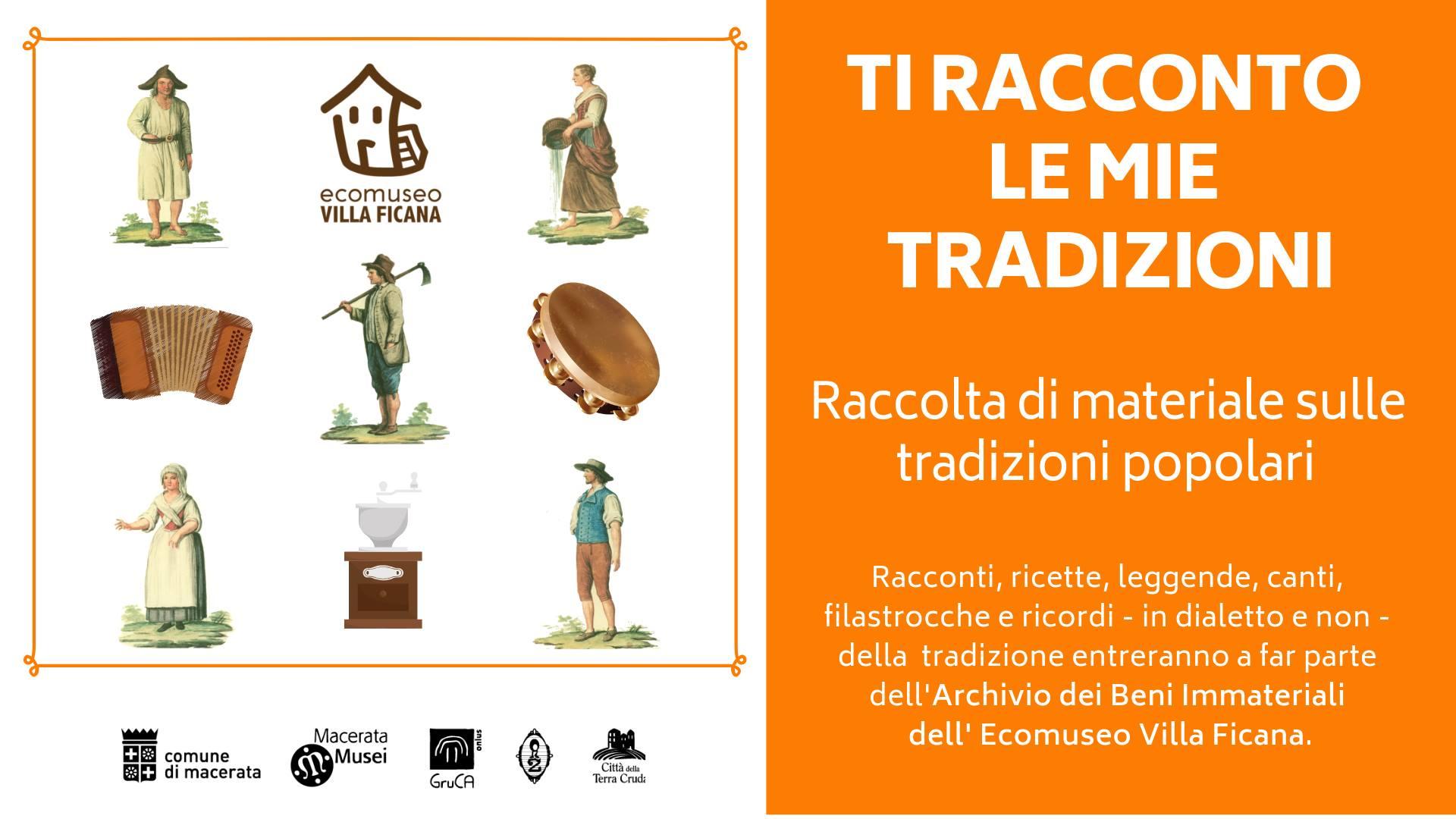 All'Ecomuseo di Macerata un archivio delle tradizioni