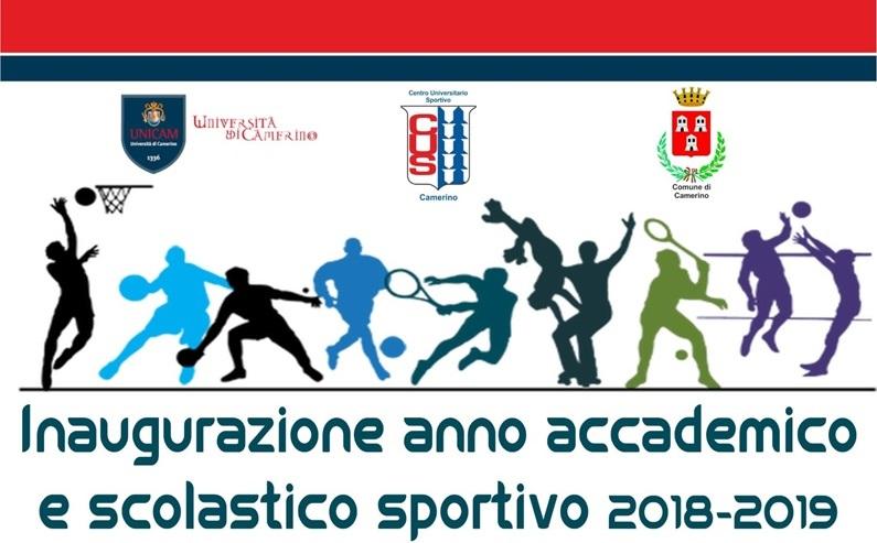 Unicam, Vezzali e Tardelli per inaugurare il nuovo anno sportivo