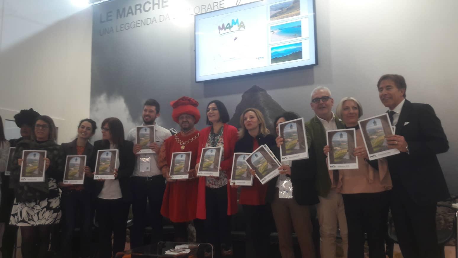 MaMa Marca Maceratese presentata alla BIT di Milano