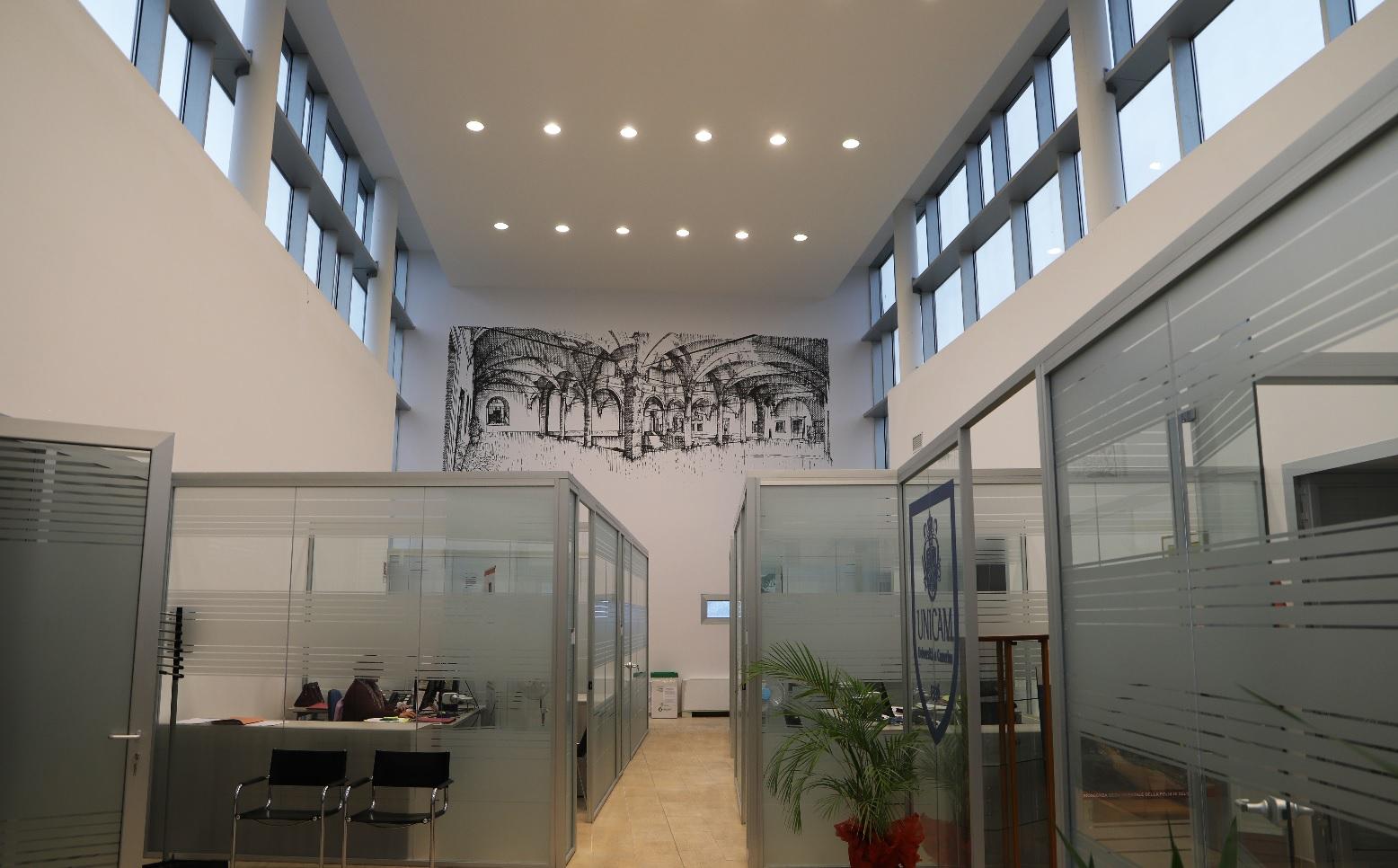 Unicam, al nuovo campus il quadriportico del Palazzo Ducale