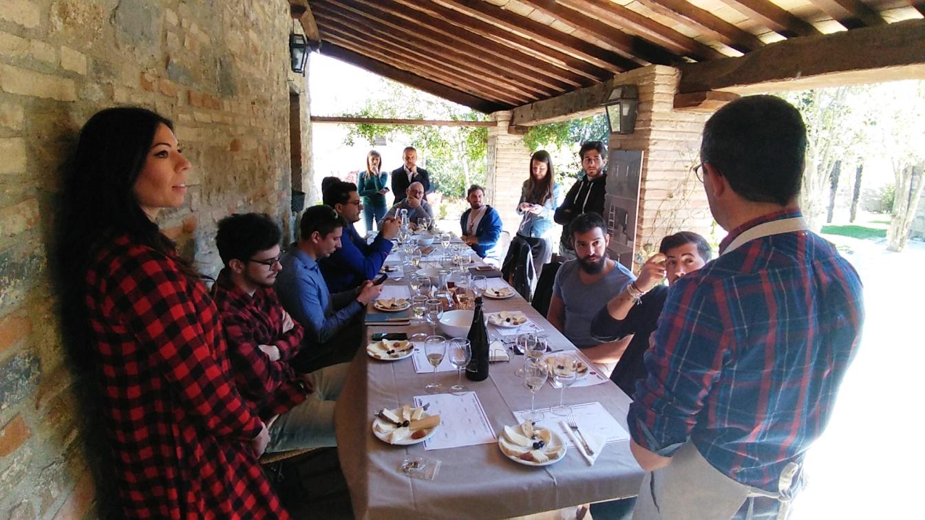 Bloggers e fotografi in tour a San Severino Marche e Matelica